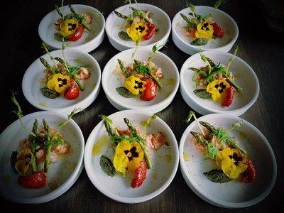kunstoptafel pure gastronomie